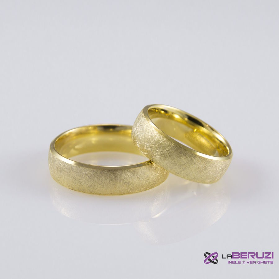 Verighete din aur de 14k SS 410